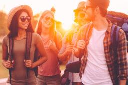 Grupperejser for 25-35-årige