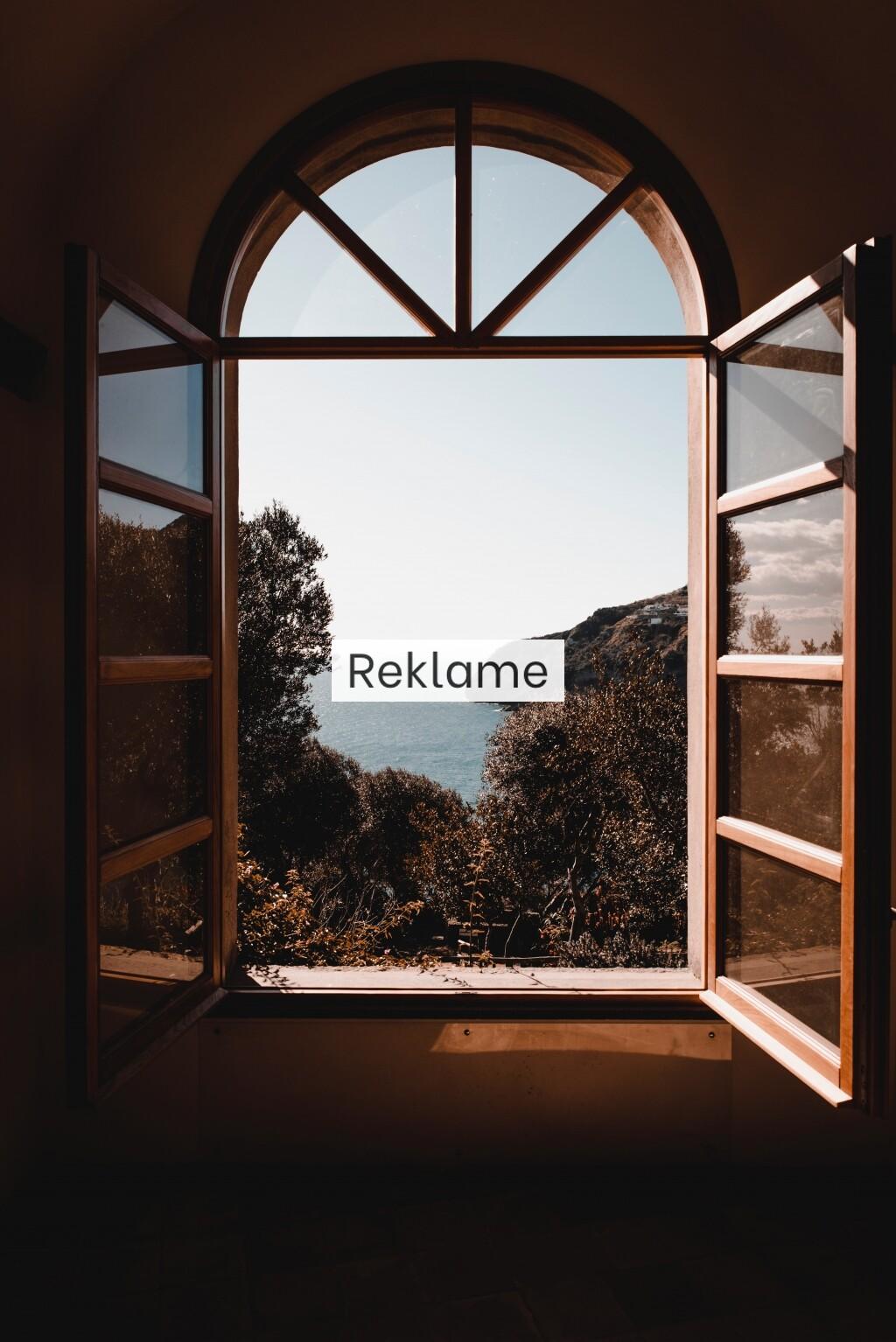 Livet er et åbent vindue