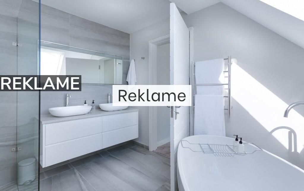 Hvordan skal dit badeværelse se ud? Få inspiration her