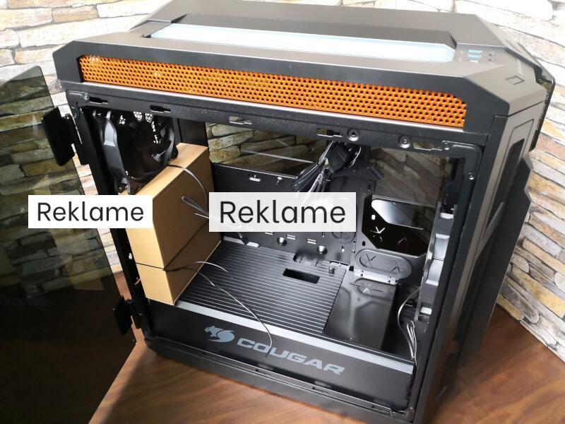 Vælg det rigtige computerkabinet