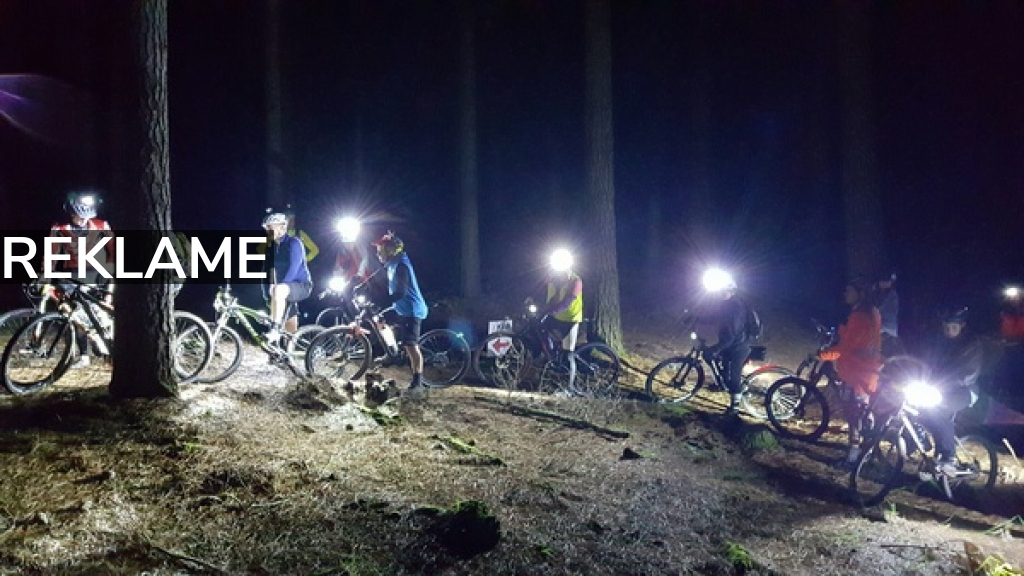 MTB lygter til din næste cykelferie