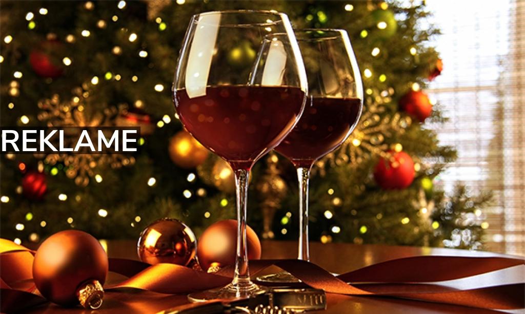 Skab lidt ekstra hygge med en god julevin