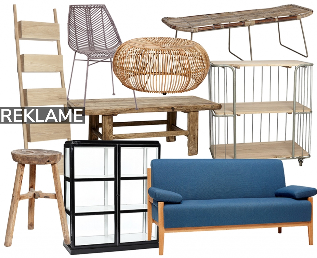 Indret dit hjem med møbler og interiør fra Hübsch