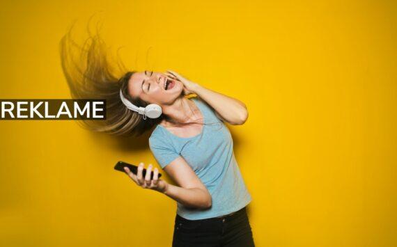 Trådløse høretelefoner til træning