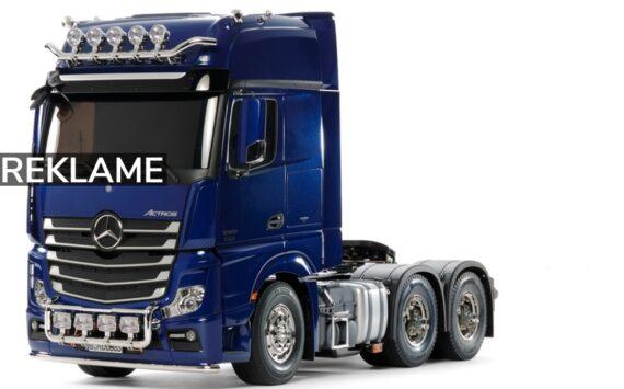 RC3D – RC lastbiler i lange baner