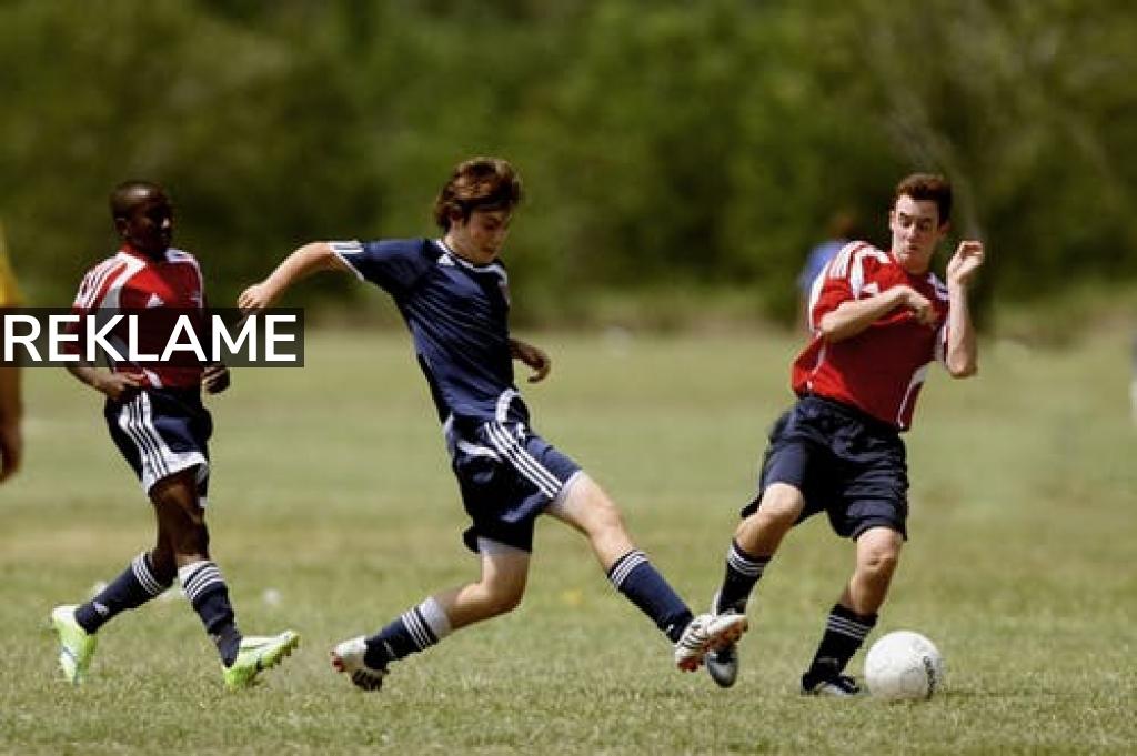 Hvilken sport skal dit barn gå til?