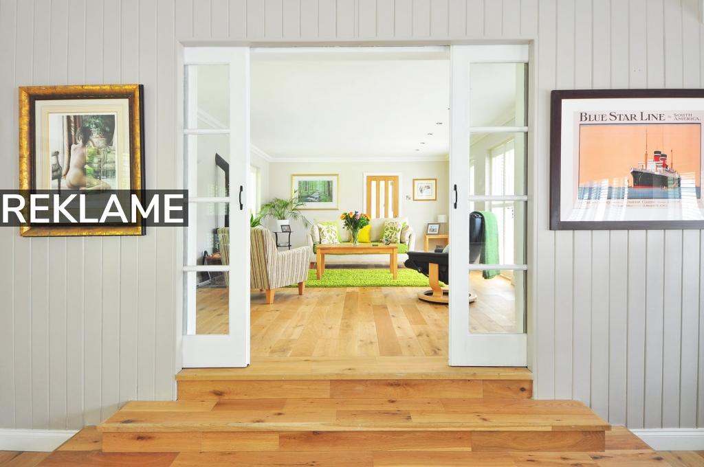 Udsmyk væggene i dit hjem