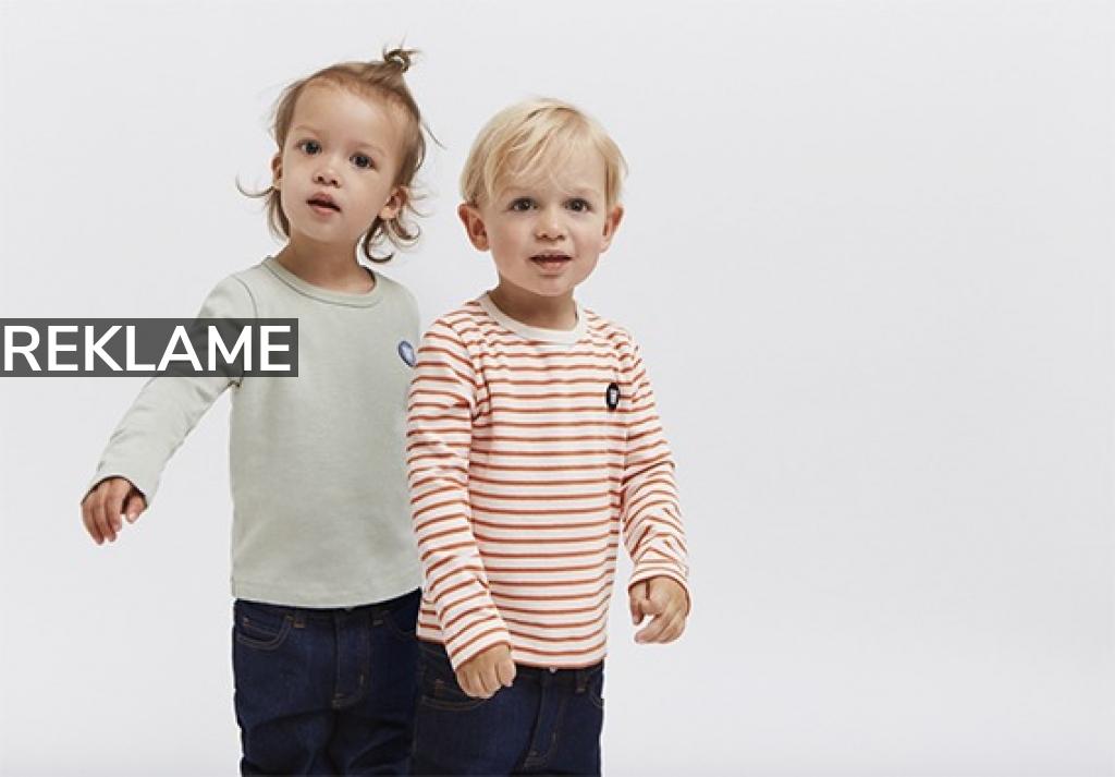 Wood Wood børnetøj – klæd dit barn smart på!