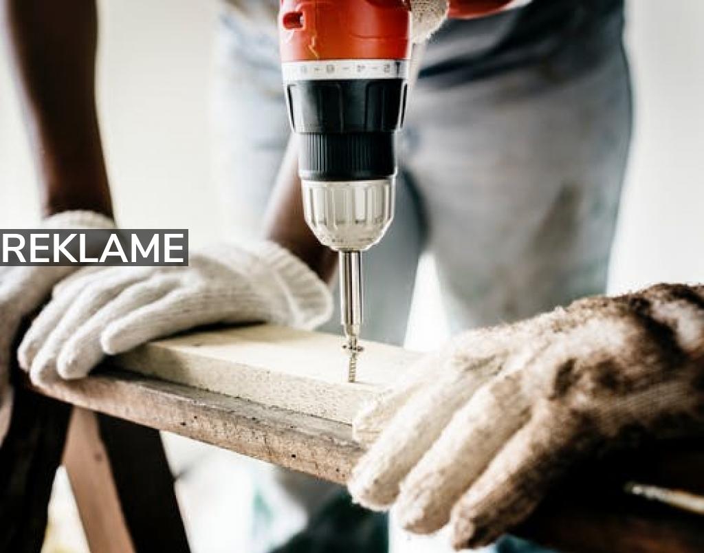 Få professionel hjælp til de komplekse håndværksopgaver for det bedste resultat