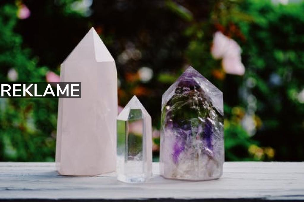 Din førstehånds guide til krystaller