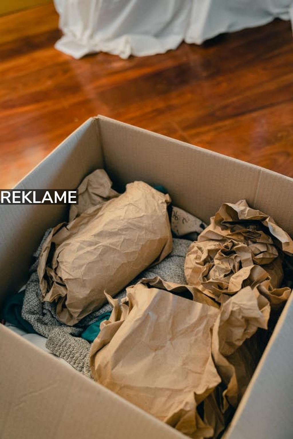 Sådan bevarer du dine ejendele bedst muligt under flytning
