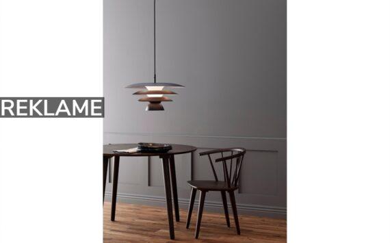 Sådan kan lamper gøre hjemmet smukkere