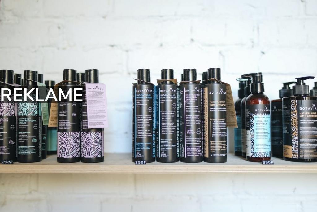 Ikke alle shampooer er godt for dit hår