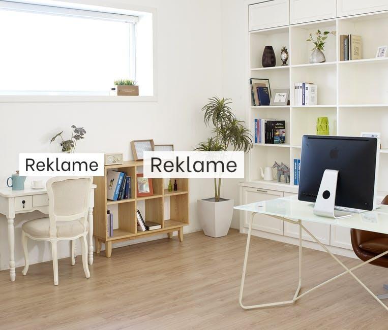 Sådan udnytter du pladsen i dit hjem
