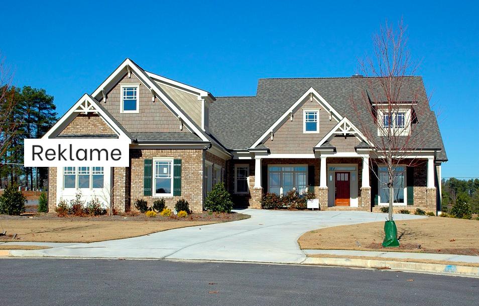 Pift din husfacade op og gør dit hus mere indbydende