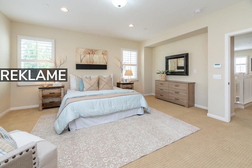 Sådan får du kombinationen af god komfort og hygge i soveværelset