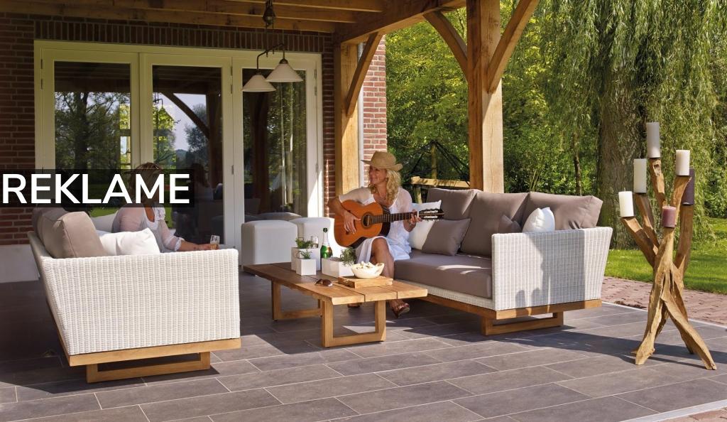 Sådan får du brugt din terrasse noget mere