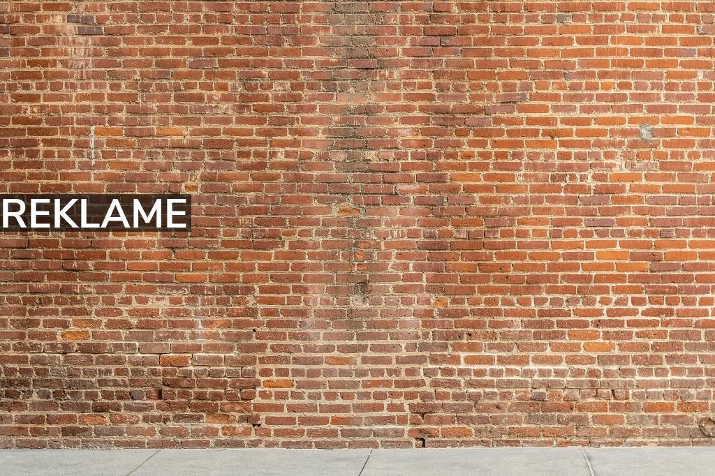 Mursten er ikke bare mursten